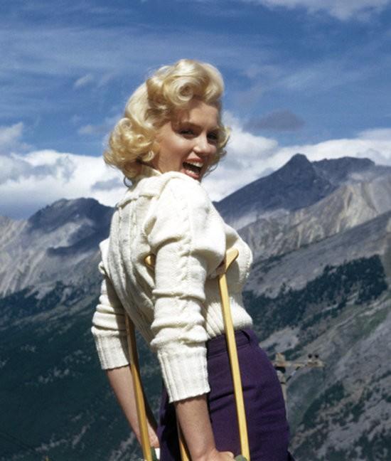 Những bức ảnh để đời của 'biểu tượng sex' Marilyn Monroe ảnh 6