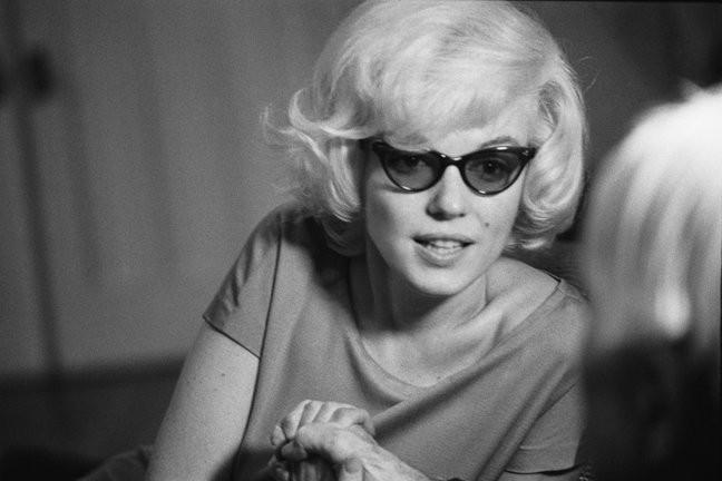 Những bức ảnh để đời của 'biểu tượng sex' Marilyn Monroe ảnh 7