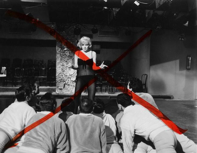 Những bức ảnh để đời của 'biểu tượng sex' Marilyn Monroe ảnh 8