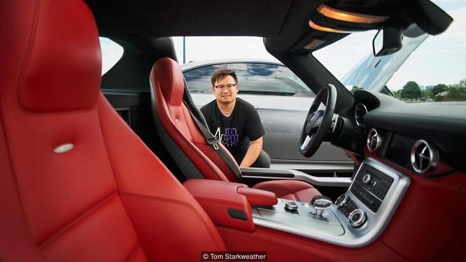 Choáng xem hội con nhà giàu Trung Quốc sang Mỹ chơi siêu xe ảnh 3