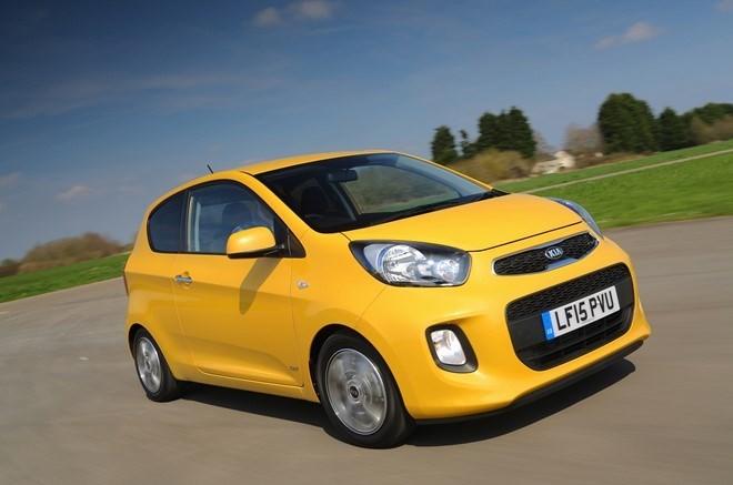 Điểm danh 10 mẫu xe giá rẻ dưới 250 triệu ảnh 3