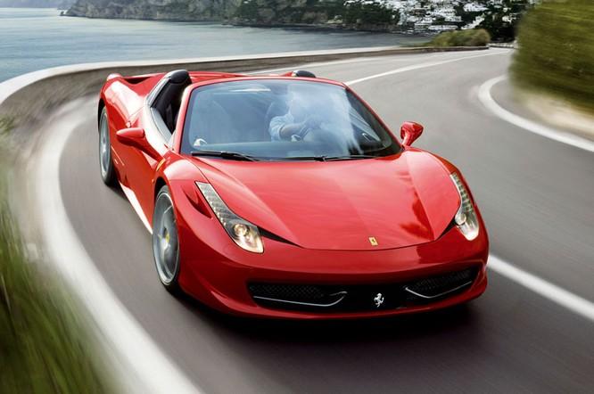 10 siêu xe thể thao mạnh nhất thế giới ảnh 3