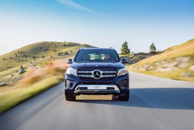 """Ngày mai, dàn xe 100 tỷ của Mercedes-Benz """"đổ bộ"""" Hà Nội ảnh 1"""