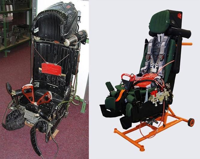 Ghế phóng thoát hiểm của phi công Su-30 hoạt động như thế nào? ảnh 1