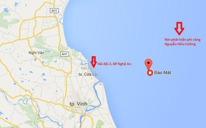 Tìm thấy phi công Su-30 trôi dạt trên biển, dù quấn chặt vào người ảnh 2