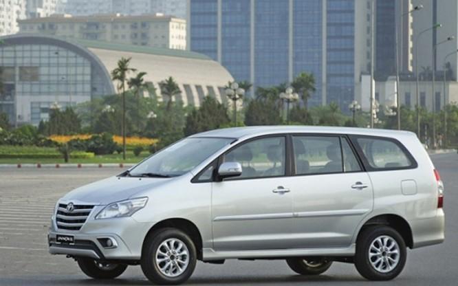 Toyota Innova (Ảnh: Tintuc.vn)