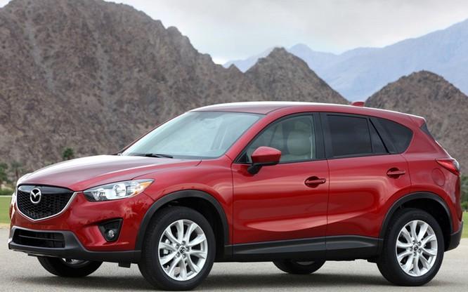Mazda CX-5 AWD (Ảnh: Autopro)