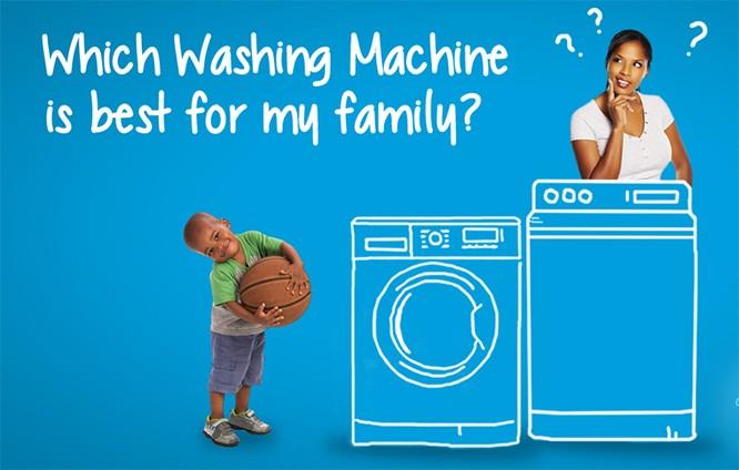 3 điều cần nằm lòng khi chọn mua máy giặt ảnh 2