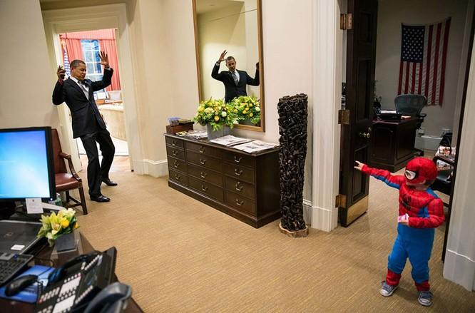 20 bức hình Tổng thống Obama muốn xem lại nhiều lần ảnh 10