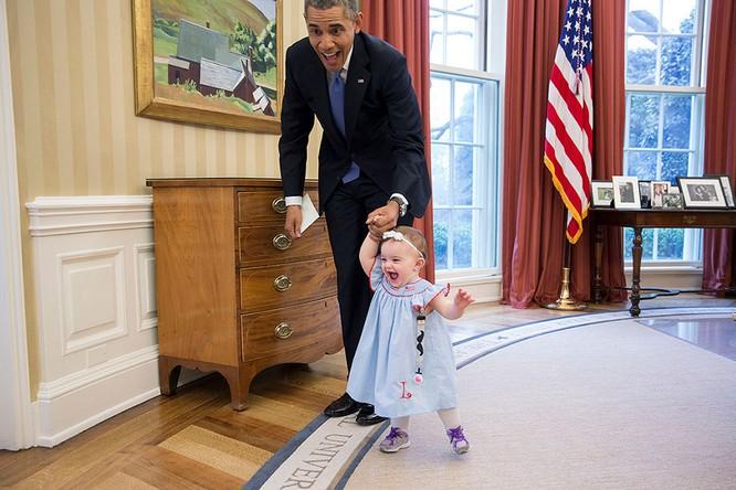 20 bức hình Tổng thống Obama muốn xem lại nhiều lần ảnh 14