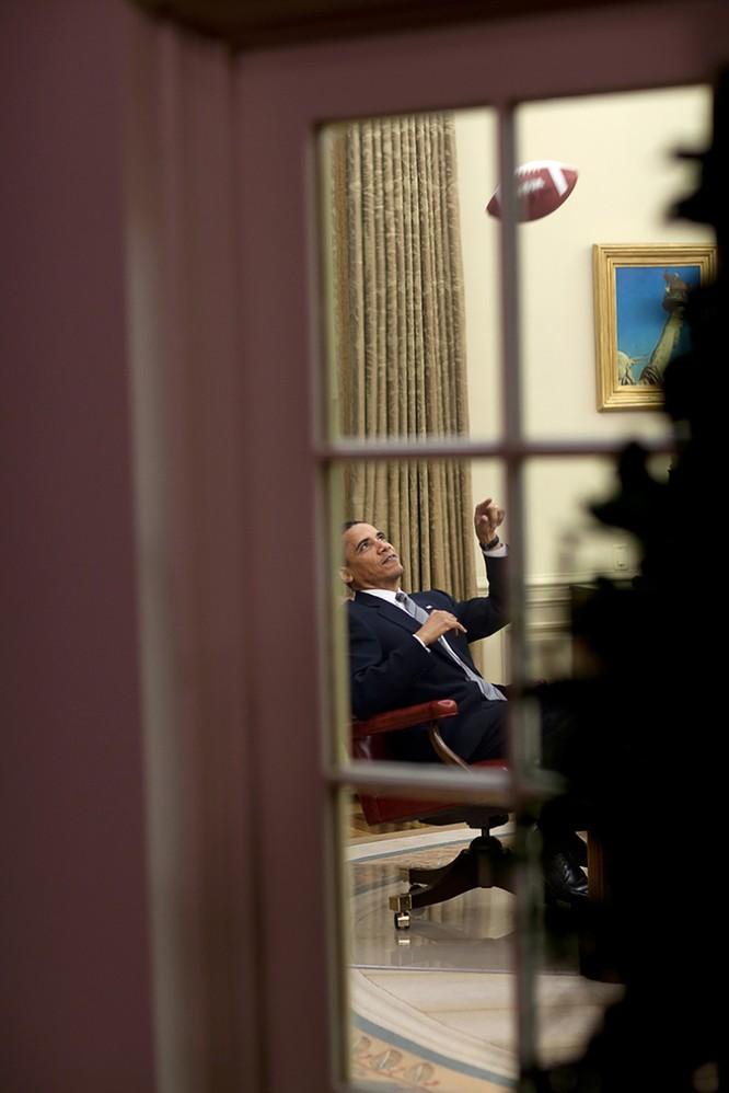 20 bức hình Tổng thống Obama muốn xem lại nhiều lần ảnh 17