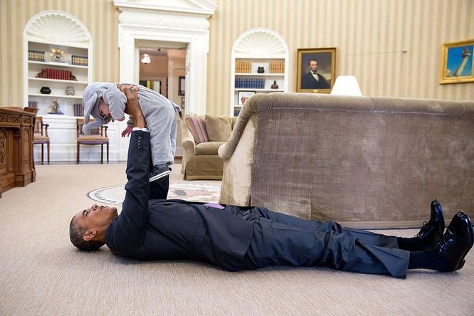 20 bức hình Tổng thống Obama muốn xem lại nhiều lần ảnh 1