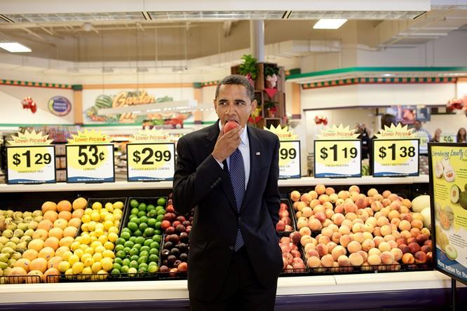 20 bức hình Tổng thống Obama muốn xem lại nhiều lần ảnh 19