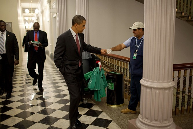 20 bức hình Tổng thống Obama muốn xem lại nhiều lần ảnh 2