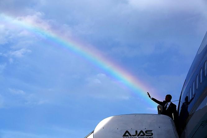 20 bức hình Tổng thống Obama muốn xem lại nhiều lần ảnh 3