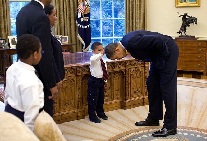 20 bức hình Tổng thống Obama muốn xem lại nhiều lần ảnh 4