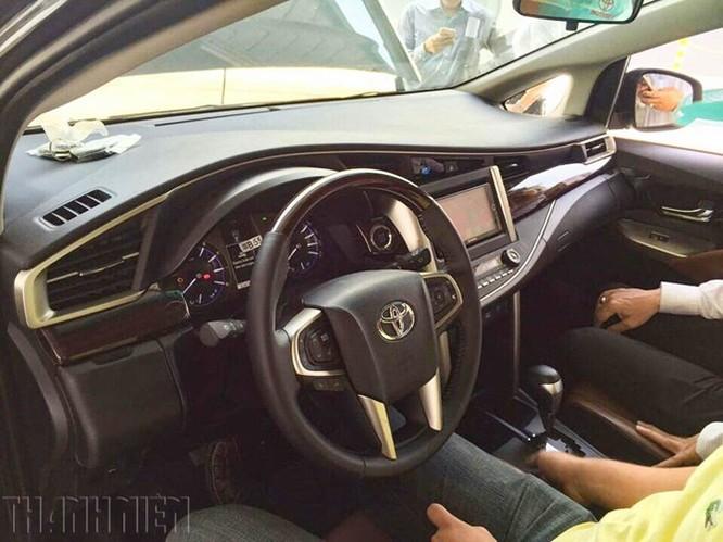 Toyota Innova 2016 có gì khác biệt? ảnh 1