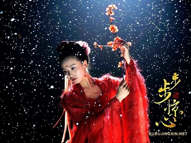 10 nữ thần cổ trang của Trung Quốc ảnh 6
