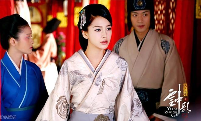 10 nữ thần cổ trang của Trung Quốc ảnh 3