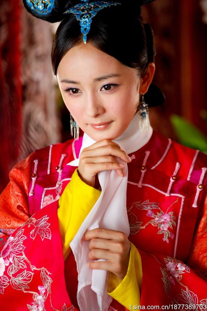 10 nữ thần cổ trang của Trung Quốc ảnh 8