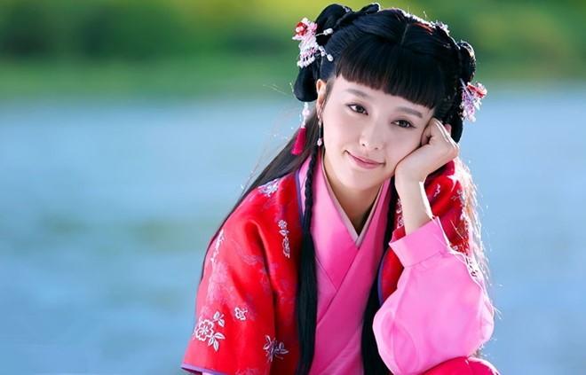 10 nữ thần cổ trang của Trung Quốc ảnh 5