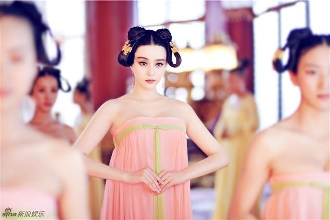 10 nữ thần cổ trang của Trung Quốc ảnh 7