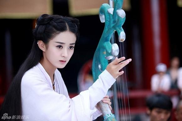 10 nữ thần cổ trang của Trung Quốc ảnh 9