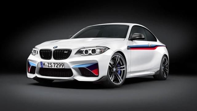 10 điều bạn chưa biết về BMW M2 ảnh 10