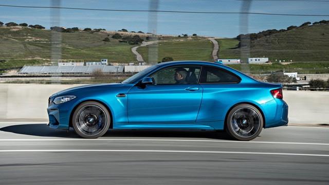 10 điều bạn chưa biết về BMW M2 ảnh 6
