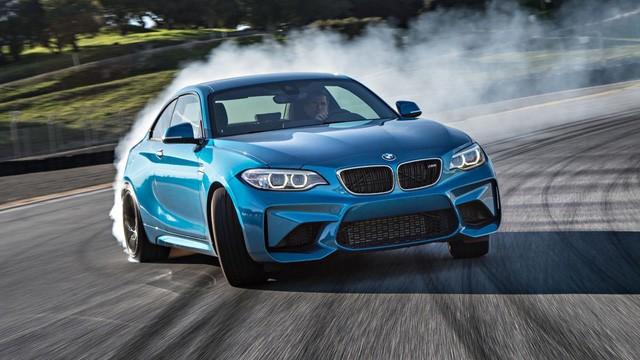 10 điều bạn chưa biết về BMW M2 ảnh 9