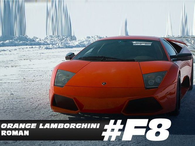 Phát sốt với chùm xế của Fast and Furious 8 ảnh 4
