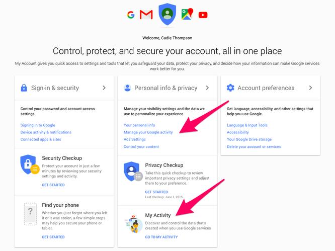 Làm thế nào để không bị Google theo dõi? ảnh 2