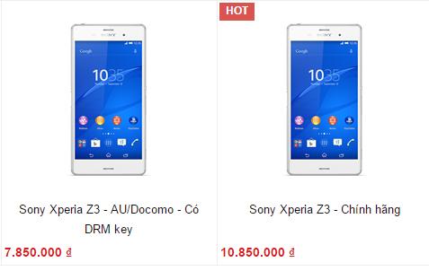 Vì sao smartphone Android cao cấp xách tay luôn rẻ? ảnh 4