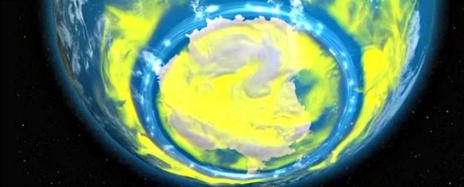 """Lỗ hổng tầng Ozon đang """"lành"""" lại sau 30 năm ảnh 2"""