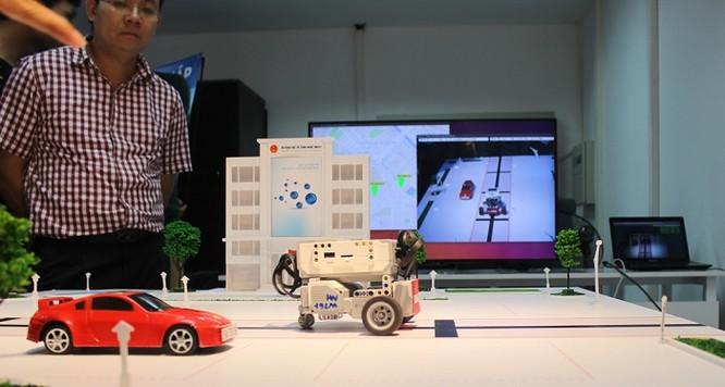 5 sản phẩm công nghệ hấp dẫn được giới thiệu tại Hòa Lạc IoT Lab ảnh 1