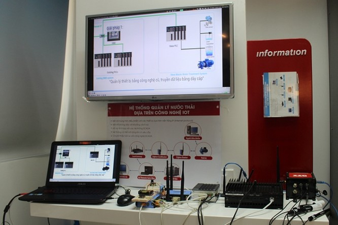 5 sản phẩm công nghệ hấp dẫn được giới thiệu tại Hòa Lạc IoT Lab ảnh 5