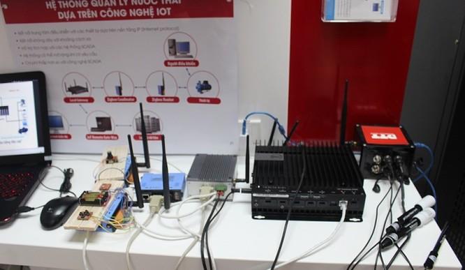 5 sản phẩm công nghệ hấp dẫn được giới thiệu tại Hòa Lạc IoT Lab ảnh 6