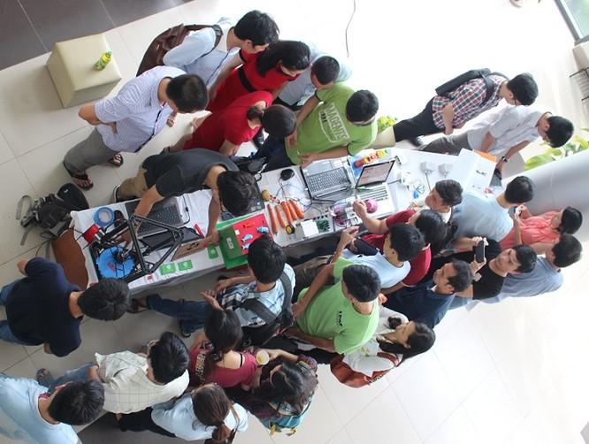 5 sản phẩm công nghệ hấp dẫn được giới thiệu tại Hòa Lạc IoT Lab ảnh 8