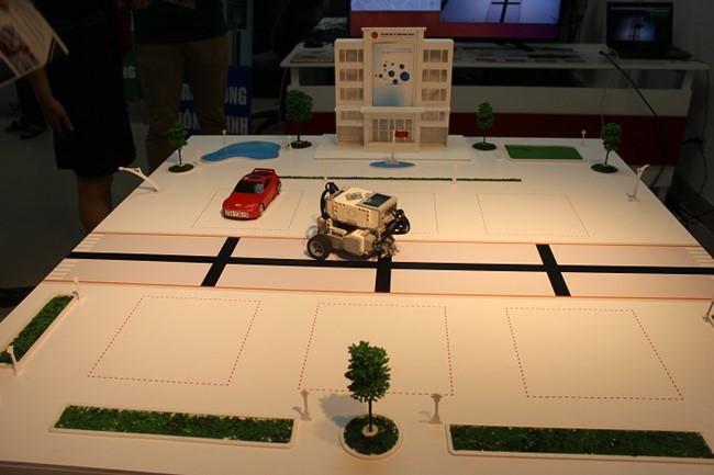 Bãi đỗ xe thông minh - một ứng dụng thiết thực của IoT