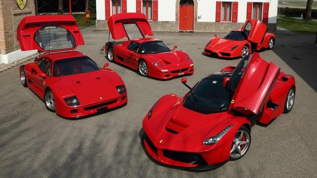 10 xe mang tính biểu tượng nhất trong lịch sử ảnh 1