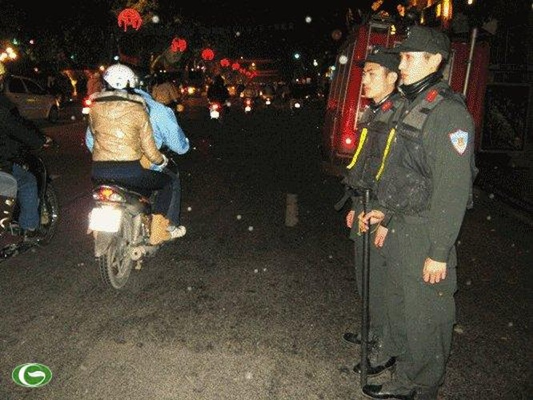 Thêm hình ảnh đẹp về người Cảnh sát giao thông ảnh 16
