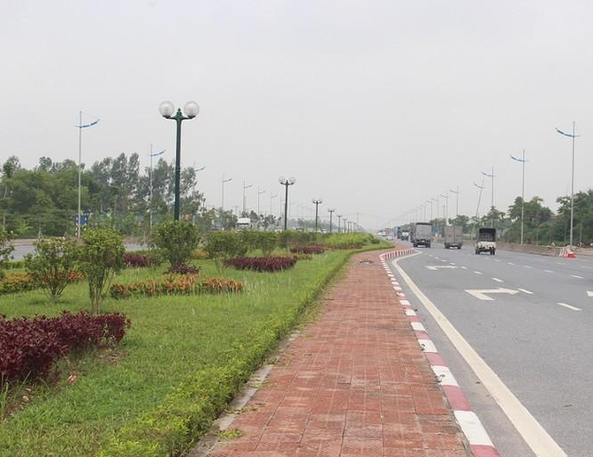 Cầu vượt Vĩnh Ngọc sẽ là điểm nối giữa hai tuyến đường này.