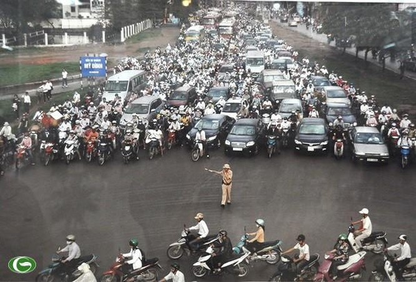 Thêm hình ảnh đẹp về người Cảnh sát giao thông ảnh 11