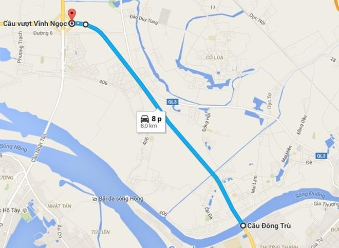 Cận cảnh 2 con đường sẽ mang tên Trường Sa và Hoàng Sa tại Hà Nội ảnh 2