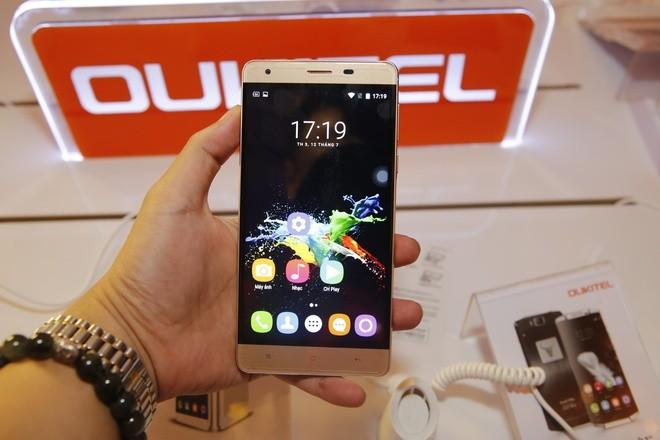 """3 smartphone """"pin trâu"""" giá tốt của Trung Quốc ảnh 2"""