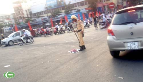 Thêm hình ảnh đẹp về người Cảnh sát giao thông ảnh 23