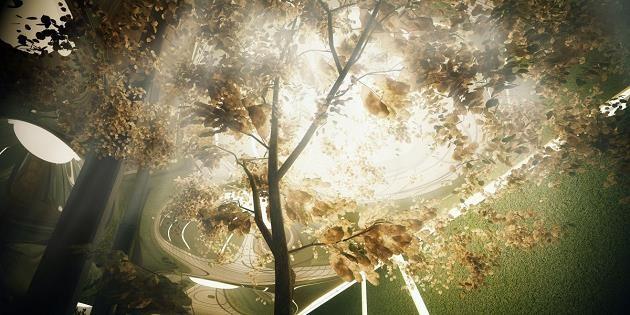 Cận cảnh công viên dưới lòng đất đầu tiên trên thế giới ảnh 3