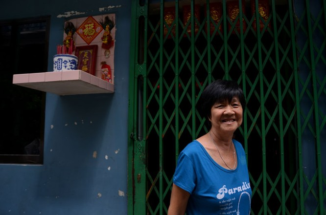 Mục sở thị chung cư trăm tuổi của người Hoa giữa Sài Gòn ảnh 13