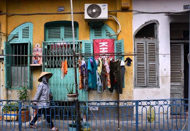 Mục sở thị chung cư trăm tuổi của người Hoa giữa Sài Gòn ảnh 3