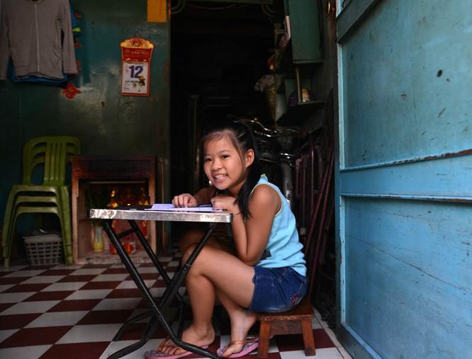 Mục sở thị chung cư trăm tuổi của người Hoa giữa Sài Gòn ảnh 8